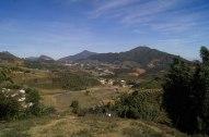 Vallée de la région de Sapa