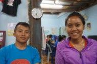 Kenson et Nongkhan